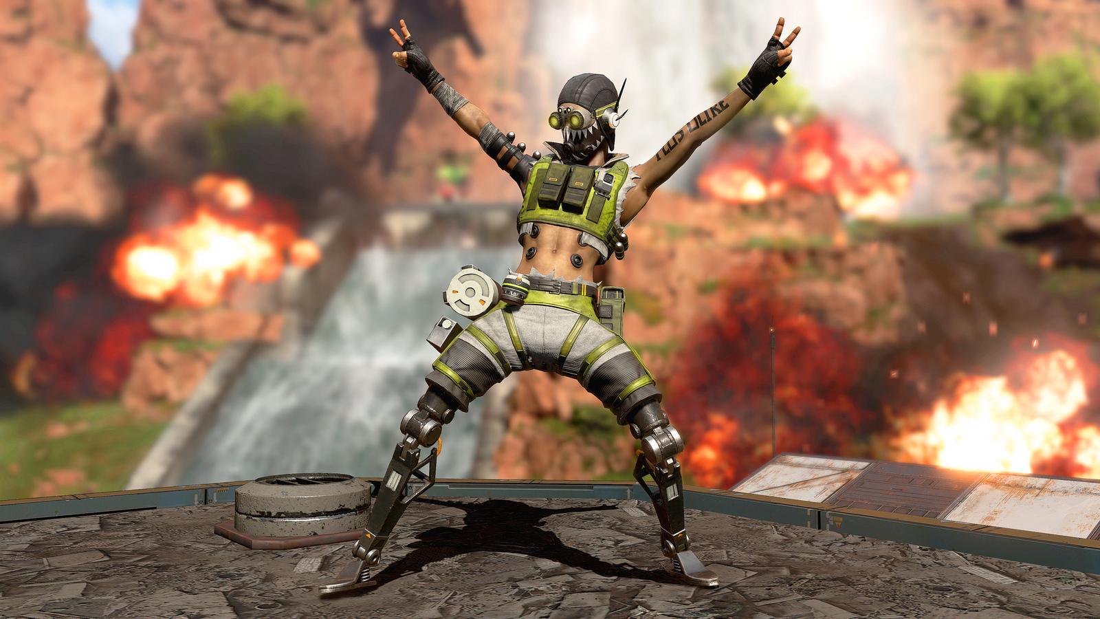 Wild Frontier sẽ là tên gọi chính thức season đầu tiên của Apex Legends