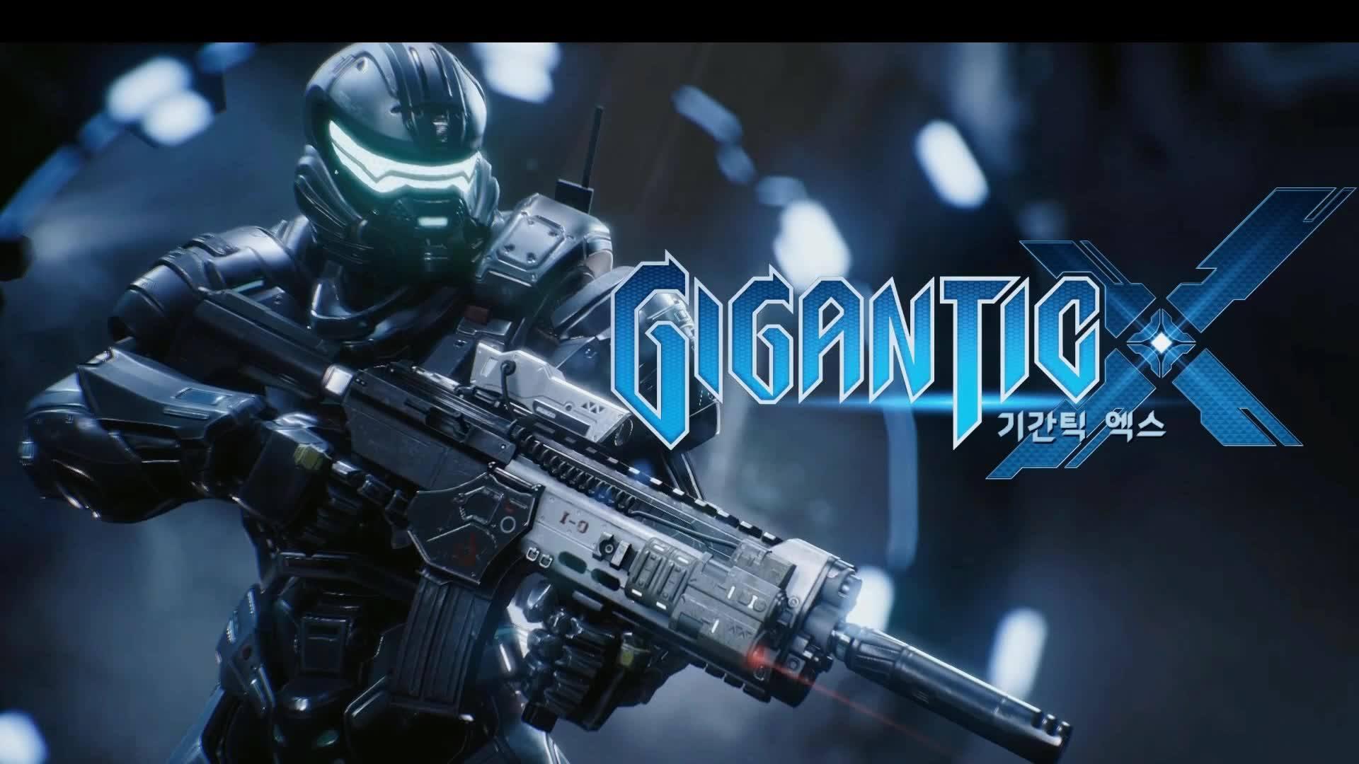 Gigantic X – game bắn súng coop siêu độc hẹn ngày thử nghiệm