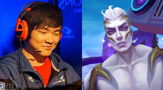 LMHT: Sự thật Riot Games làm skin Zed Tử Thần Không Gian để vinh danh Faker, chỉ tội cho Ryu!