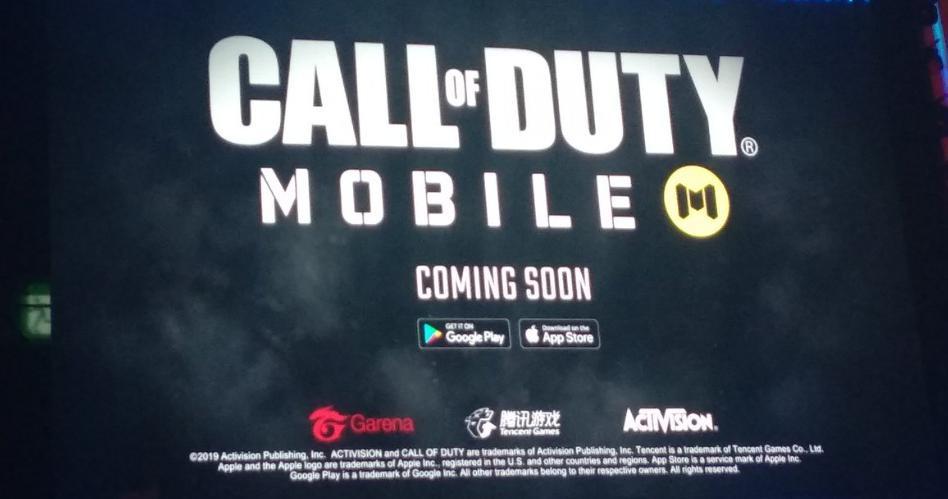 Garena sẽ phát hành Call of Duty mobile tại Đông Nam Á