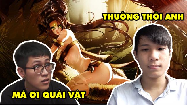 LMHT: Gặp gỡ Nidalee được Hà Tiêu Phu khen là Boy One Champ hay nhất Việt Nam