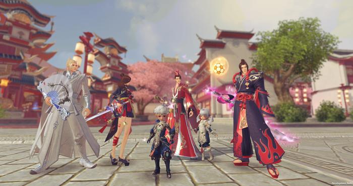 Big Update Công Thành Chiến ra mắt game thủ Liệt Hỏa VNG