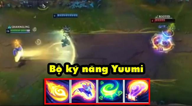 Liên Minh Huyền Thoại: Cùng xem 4 kỹ năng và nội tại của Yuumi bá đạo đến cỡ nào