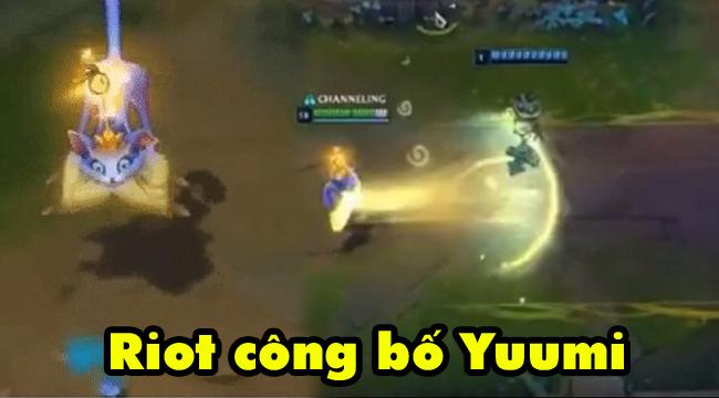 Liên Minh Huyền Thoại: Bị lộ, Riot công khai tướng mới Yuumi – Đang đi tìm kiếm chủ nhân của mình