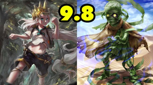 LMHT: TOP 4 tướng đi rừng ăn cỏ quay trở lại mạnh mẽ trong phiên bản 9.8