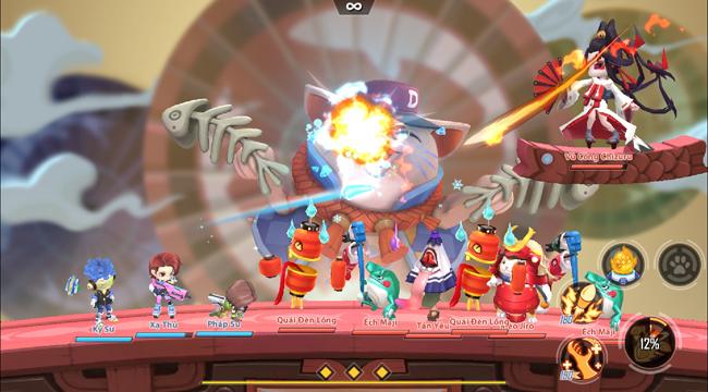 Trải nghiệm GunPow 3D: Game bắn súng tọa độ với nhiều điểm mới mẻ