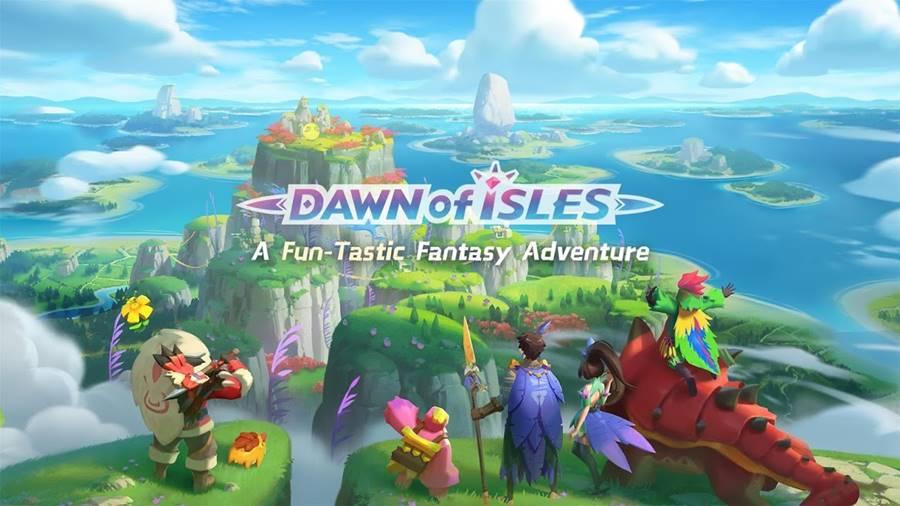 Dawn of Isles – tựa game sinh tồn thế giới mở đầy hứa hẹn của NetEase