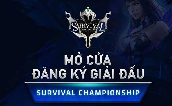 """Game thủ """"phát cuồng"""" đăng ký giải Survival Heroes – Đạt kỷ lục hơn 170 đội sau hai ngày"""