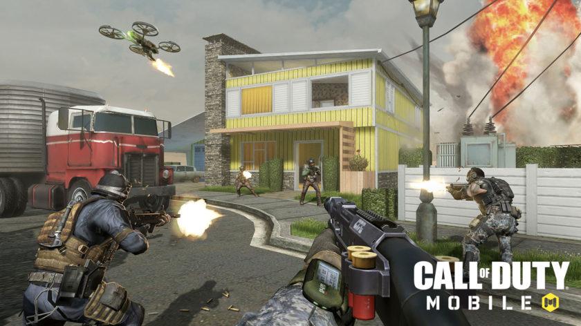 Call of Duty mobile lộ diện những chi tiết chính, bắt đầu thử nghiệm cuối tuần này