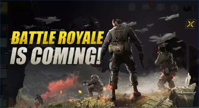 Chế độ Battle Royale vừa được cập nhật trong Call of Duty mobile
