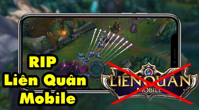 LOL Mobile ra mắt sẽ đặt đấu chấm hết cho Liên Quân Mobile ở Việt Nam
