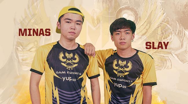 Liên Minh Huyền Thoại: 2 huyền thoại Xạ Thủ Minas và Slay cùng lúc đầu quân cho GAM Esports