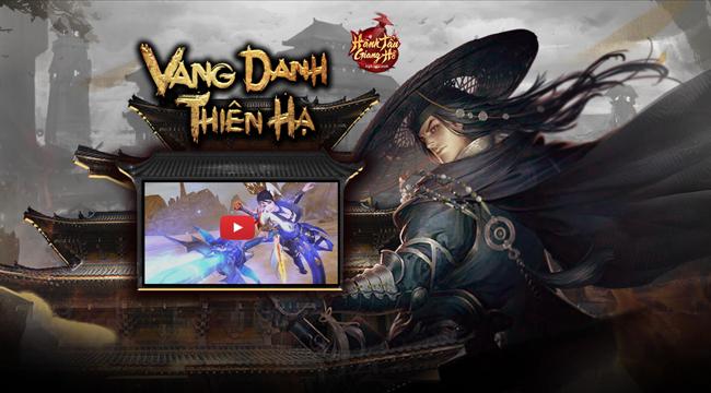Hành Tẩu Giang Hồ tung Landing Page ấn định ngày ra mắt cùng vô vàn sự kiện hấp dẫn
