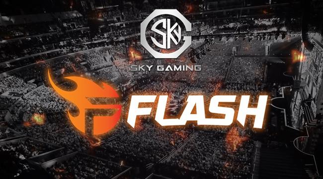 LMHT: SGD chính thức đổi tên thành Team Flash, công bố đội hình chính thức