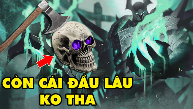 Sự thật về MORDEKAISER: Vị tướng bị Giết đi sống lại nhiều nhất trong lịch sử LMHT, chỉ còn chiếc sọ