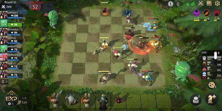 Auto Chess VN   XEMGAME.COM