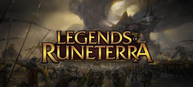 Liên Minh Huyền Thoại Mobile nhiều khả năng có tên chính thức là Legends of Runeterra