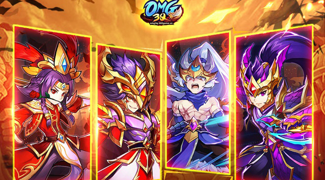 OMG 3Q VNG đột phá hoàn toàn với phiên bản cập nhật tháng 6 Tối Cường Kim Giả