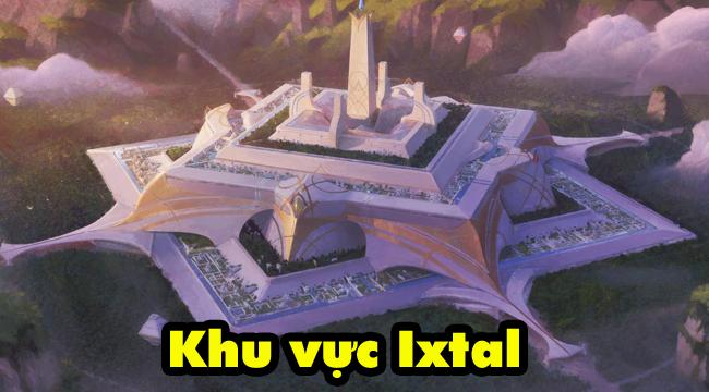 """Khám phá khu vực mới toanh """"Ixtal"""" vừa được khai phá trong Liên Minh Huyền Thoại"""