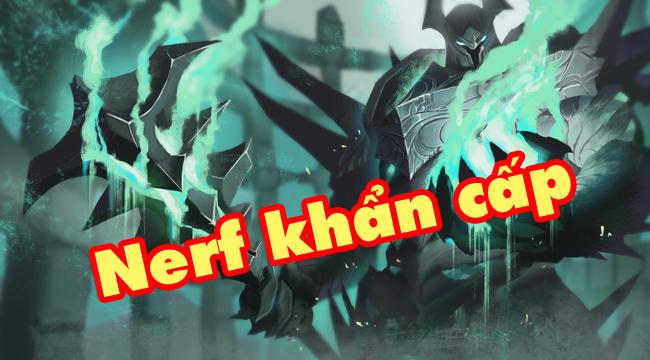 Liên Minh Huyền Thoại: Riot nerf khẩn cấp Mordekaiser ngay trên server thực 9.12 vì quá bá đạo