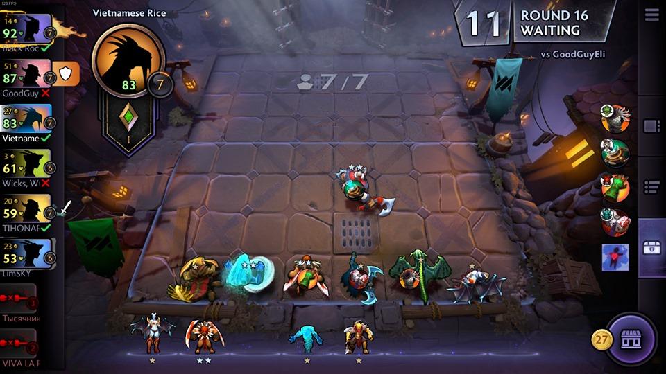 Dota Underlords mang đến nhiều thay đổi chuyên sâu giúp game trở nên nhanh gọn hơn