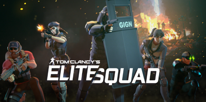 """Tom Clancy's Elite Squad: tựa game """"thập cẩm"""" gom về tất cả nhân vật quen thuộc của Ubisoft"""