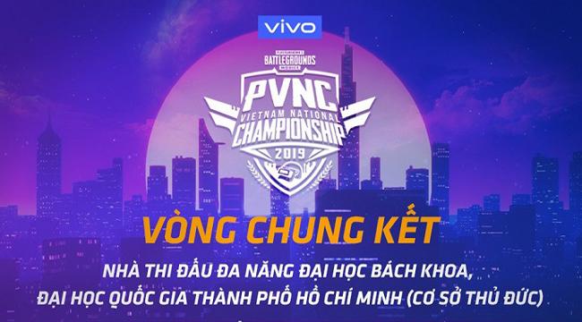 PUBG mobile: Toàn tập những điều bạn cần biết về chung kết giải đấu PVNC 2019