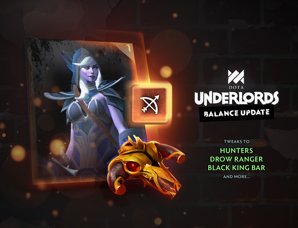 Dota Underlords có bản cập nhật chỉ sau vài ngày thử nghiệm