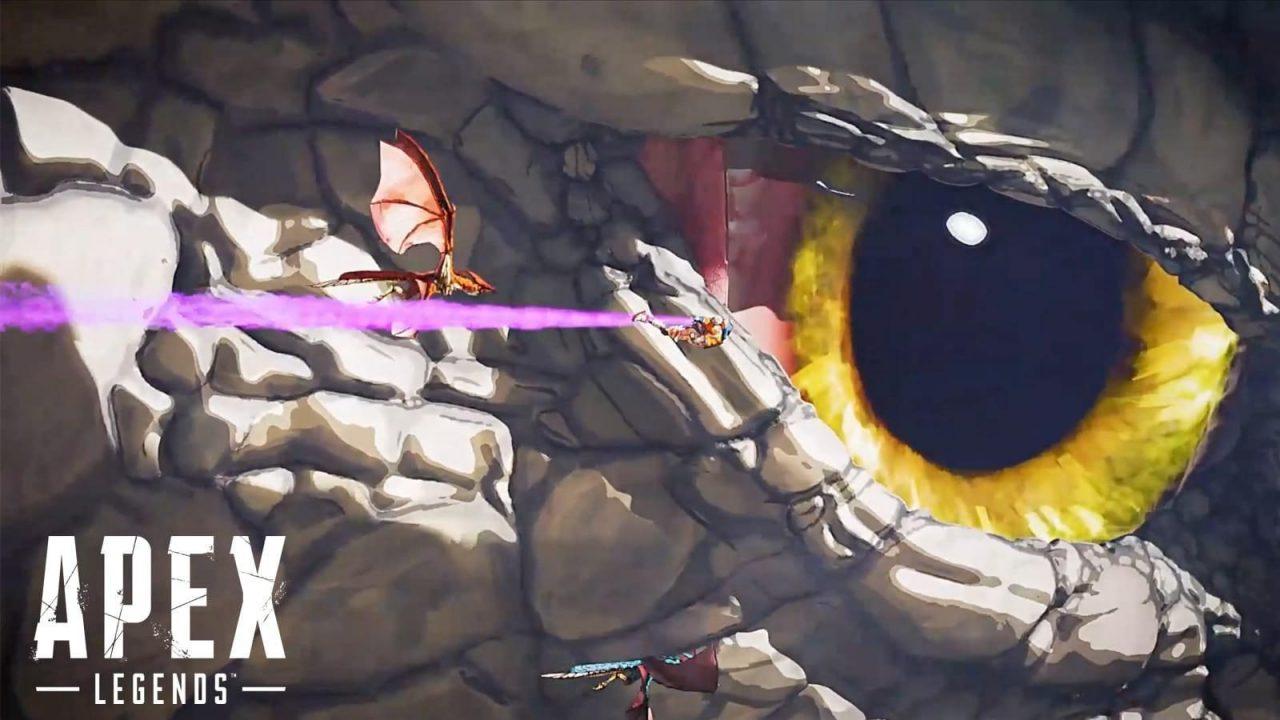 Apex Legends sắp xuất hiện sự kiện cho người chơi săn khủng long?