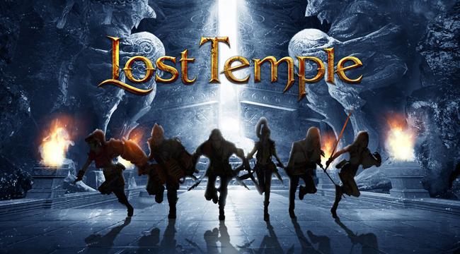 Lost Temple: Game đạo mộ bút ký chuẩn bị công phá mobile sắp tới