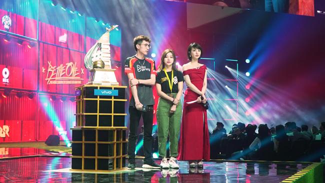 Lá cờ Việt Nam xuất tại chung kết PUBG Mobile khu vực Đông Nam Á, Top 1 đầu tiên của BOX Gaming