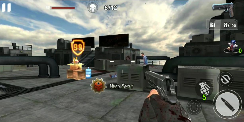 """The Last of Plague Survivor – game mobile lấy cảm hứng từ game thùng """"Ngôi nhà ma"""" khi xưa"""
