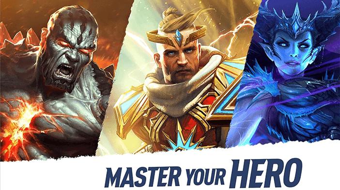 Heroic – Magic Duel: tựa game thả quân lấy ý tưởng thế giới fantasy với đồ họa siêu chi tiết