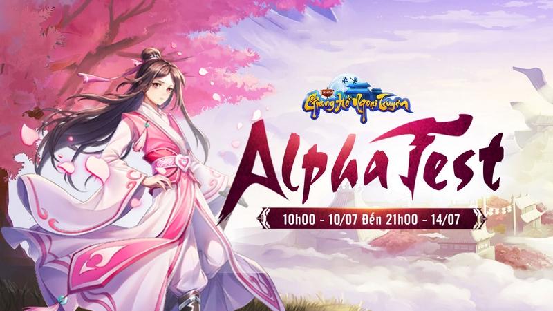 Giang Hồ Ngoại Truyện ấn định ngày Alpha Test với phần quà trị giá 20 triệu cho tất cả game thủ