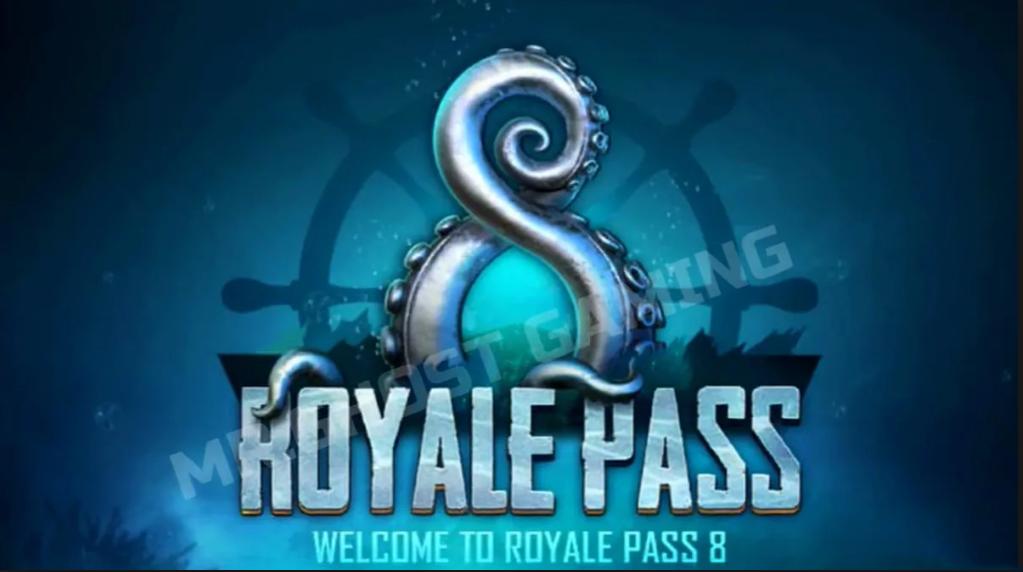 PUBG Mobile hé lộ nội dung của Royale Pass mùa 8