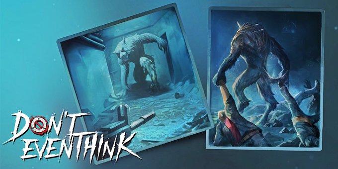 Don't Even Think – tựa game sinh tồn mới với cơ chế người hóa sói cực lạ