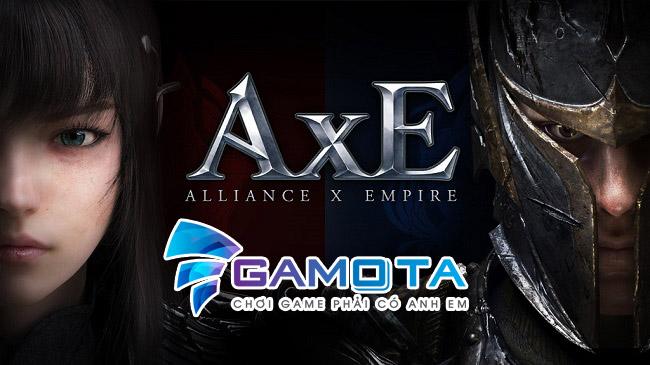 Siêu phẩm nhập vai AxE: Alliance x Empire sắp cập bến VN nhờ sự phát hành của Gamota