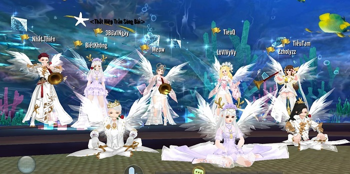 Giang Hồ Ngoại Truyện tặng miễn phí trang phục siêu hiếm cho game thủ