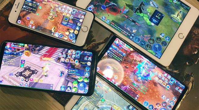 Game nhập vai kiếm hiệp dị giới – Kiếm Ma 3D Mobile đã chính thức ra mắt