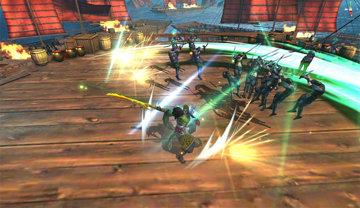 Cảm nhận Đỉnh Phong Tam Quốc: Gameplay chặt chém cuốn hút, hình ảnh Max phê!!!