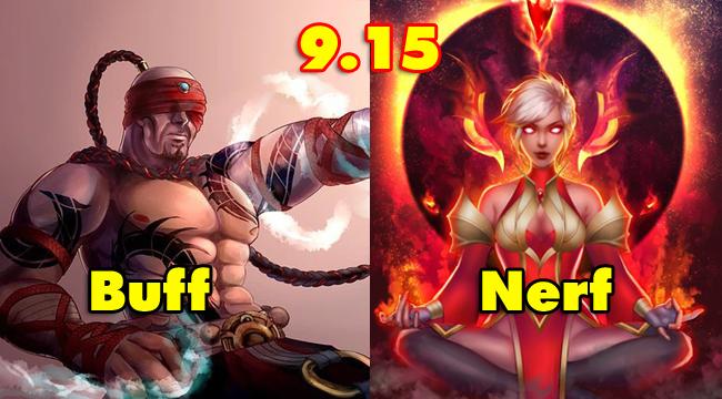 LMHT: Riot Games công bố những vị tướng được buff/nerf trong phiên bản 9.15