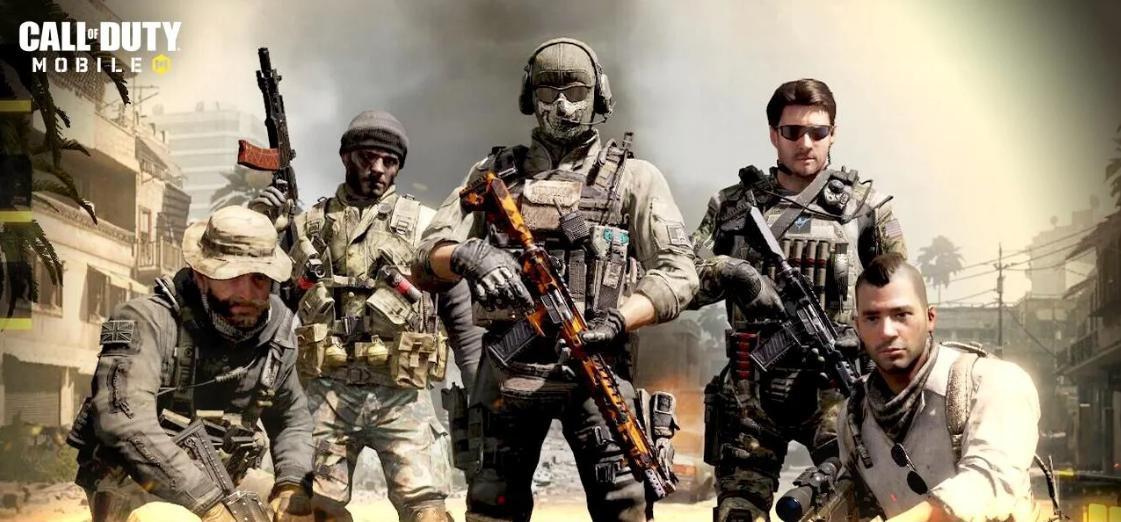 Call of Duty mobile được Garena Đài Loan mở đăng ký trước