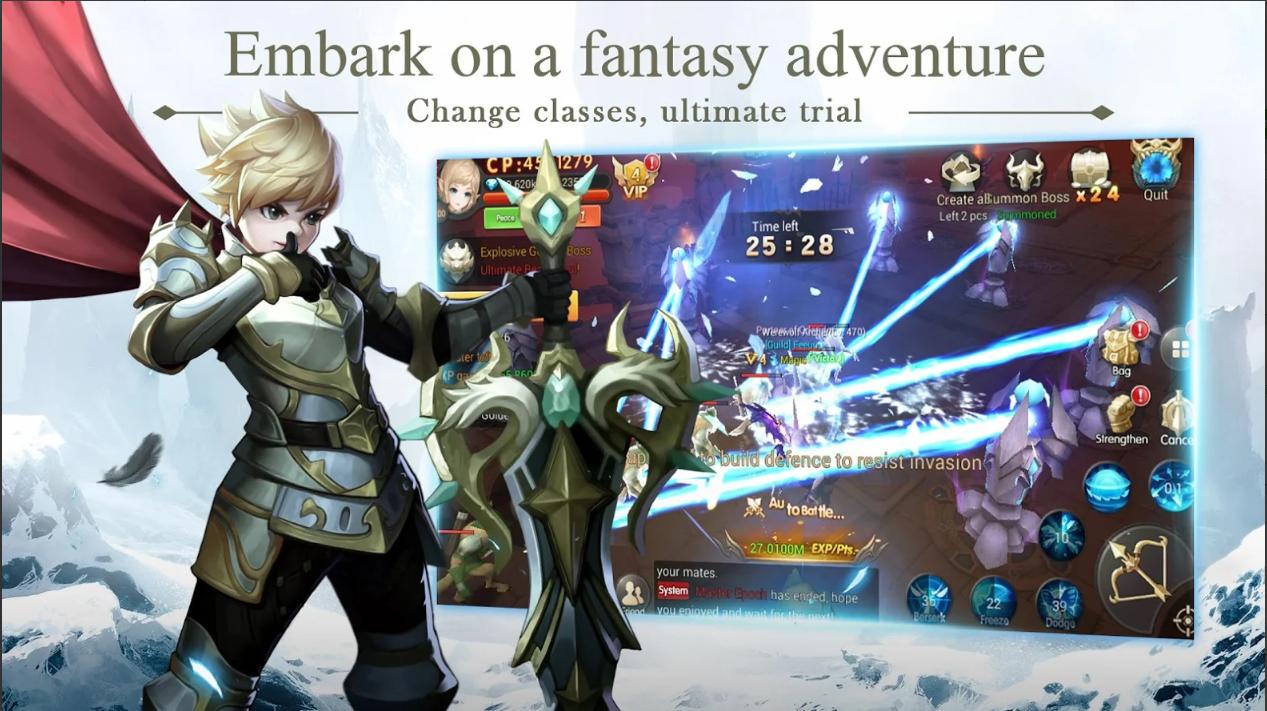 Luna's Fate – MMORPG thế giới mở nhẹ đẹp của EYOU