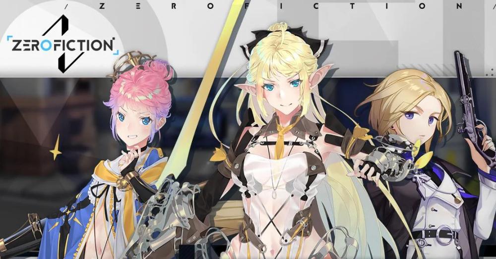 Zero Fiction – game nhập vai hành động với những combo đã mắt chưa từng thấy