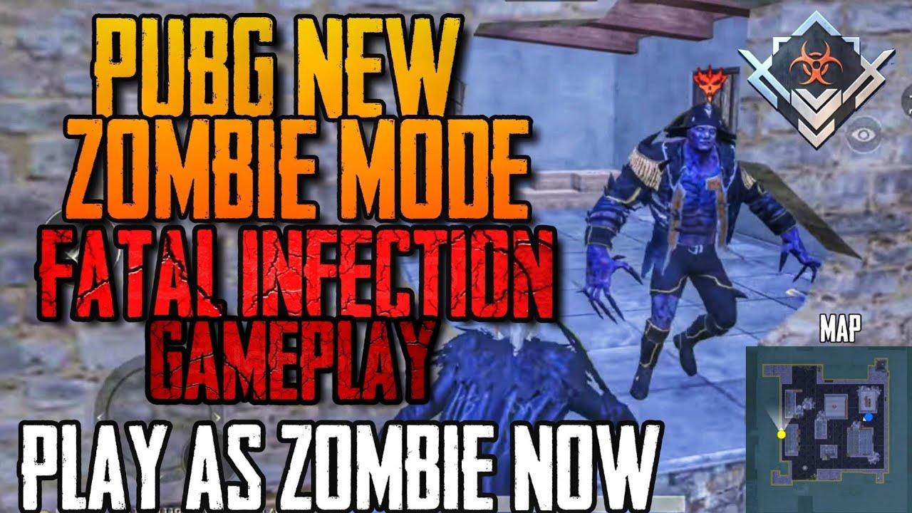 Chế độ Zombie thứ 3 của PUBG mobile nhiều khả năng lấy cảm hứng từ Walking Dead