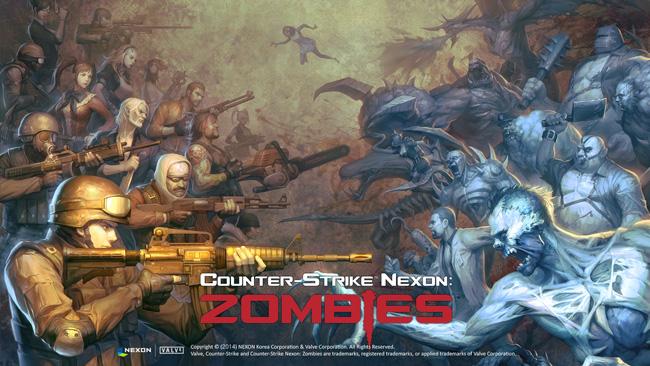 Counter-Strike Nexon: Zombies mở server Đông Nam Á, game thủ Việt rộng cửa trải nghiệm game