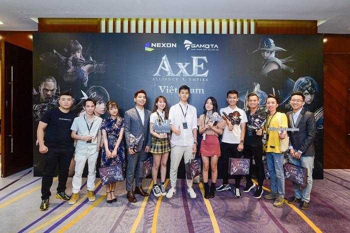 AxE: Alliance x Empire họp báo ấn định ngày phát hành chính thức
