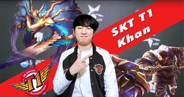 Liên Minh Huyền Thoại: Khan đánh giá về 5 đường trên huyền thoại của SKT T1 – Marin vẫn là số 1