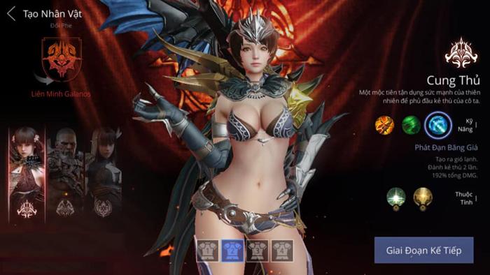 AxE Việt Nam: Tựa game Mobile đậm chất Hàn với đồ họa khủng như PC
