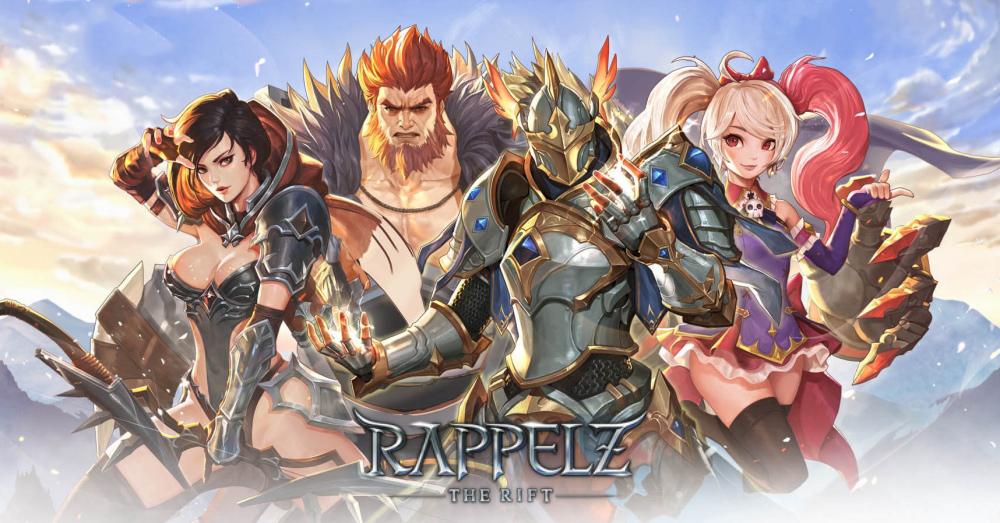 Rappelz The Rift – MMORPG thế giới mở mê hoặc sắp cập bến Đông Nam Á
